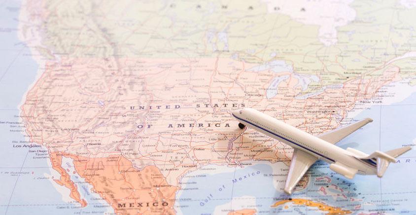 Formulario ESTA para viajar a Estados Unidos