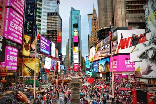 FIN DE AÑO EN NUEVA YORK,  FELIZ 2020!!