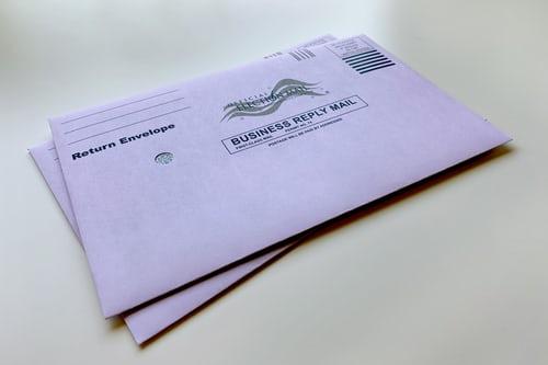 Elecciones en Estados Unidos, el voto por correo